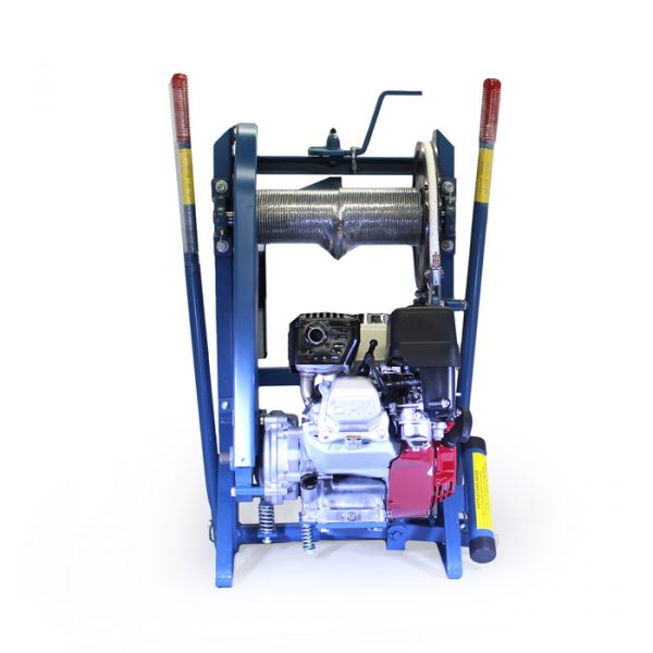 Classic Drive with 4 hp Honda Gas Engine - Front