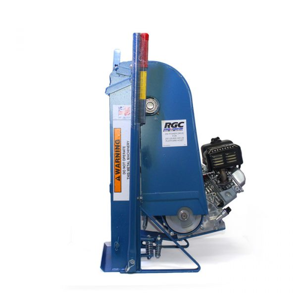 Classic Drive with 4 hp Honda Gas Engine - side 1