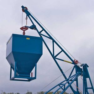 Bi-Directional HS2000 Swing Hoist - 1 Ton Capacity