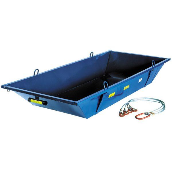 1200 lb large trash tray RGC marine