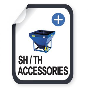 Swing & Trolley Hoist Accessories