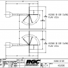 HS 2000 Bi-Directional Swing Hoist Layout
