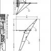 SH300 Hand Swing Hoist Dimensions