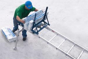Pivoting Platform Hoist RGC Hoisting